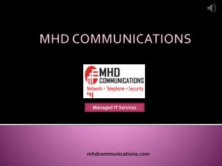 Tampa Managed Services - MHD Communications