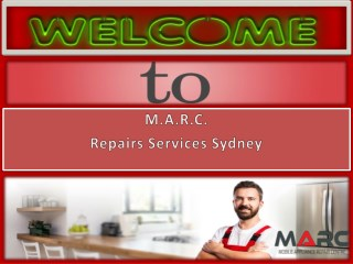 Professional Appliance Repair Service For All Brands In Sydney