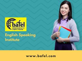 English Speaking Institute in Patel Nagar