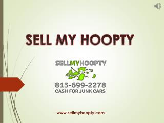 Junk Cars Tampa - Sell my Hoopty