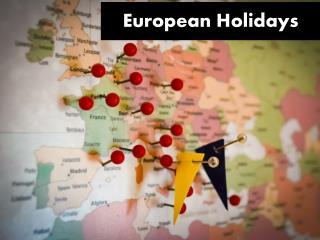 Cheap europe holidays