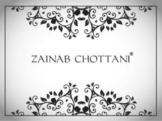 Zainab Chottani – Women's Fashion Designer