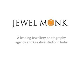 A leading Jewellery photography agency and Creative studio in India