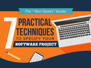7 Specification Techniques for Your Next Software Project