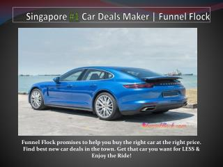 Singapore #1 Car Deals Maker | Funnel Flock