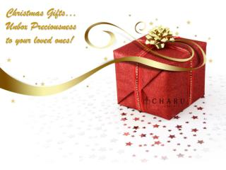 Christmas Gifts - Let your loved ones unbox preciousness