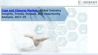 Caps and Closures Market - Global Industry Insights, Trends, Outlook