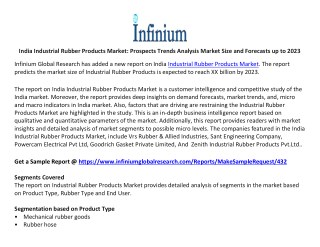 India Industrial Rubber Products Market