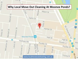 Why Local Move Out Cleaning At Moonee Ponds?