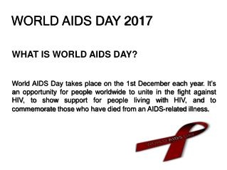Spread Awareness On World Aids Day with Red Rubber Bracelets