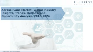 Aerosol Cans Market Analysis, Growth Rate, and Forecast 2025