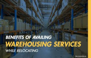 How Important Is Availing Warehousing Services While Relocating?