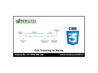 CSS Training in Noida | Best CSS Training Institute in Noida