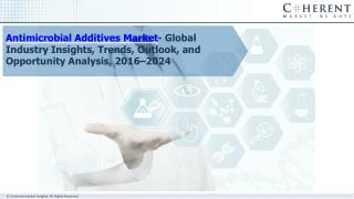 Antimicrobial Additives Market - Global Industry Insights, Trends, Outlook