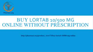 Lortab | Buy Online With Credit Card | Pharmaci.org