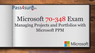 Pass4surekey Latest Microsoft 70-348 Dumps | 70-348 Study Material