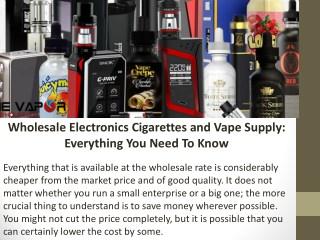 Ievapor - vape supplies, wholesale electronics cigarettes, vapor juices wholesale | vaping supplies