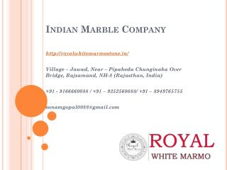 Indian Marble Company