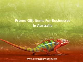 Promo Gift Items For Businesses In Australia