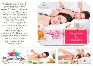 Body Massage and Spa in Miami