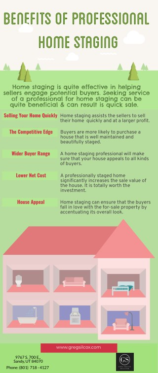 Benefits Of Professional Home Staging