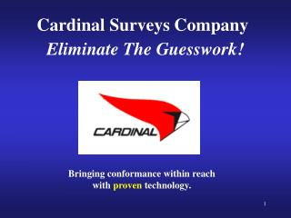 Cardinal Surveys Company