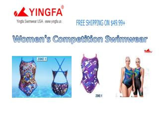 Top Quality Women Competition Swimwear