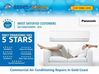 Commercial Air Conditioning Repairs In Gold Coast