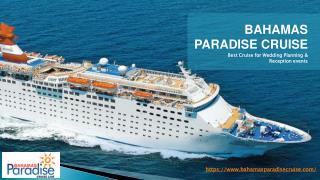 Welcome to Bahamas Paradise Cruise | Best Bahamas Cruise & Cruise Deals | Florida, US