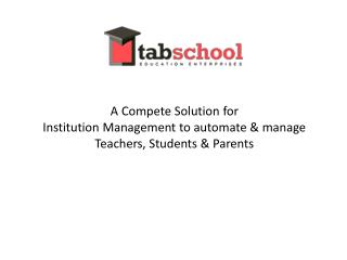 E-Learning Software For Education Indore, Learning Management Software