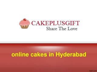 Online Cakes in Hyderabad | Birthday cake delivery Hyderabad