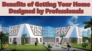 Benefits of Getting Your Home Designed by Professionals