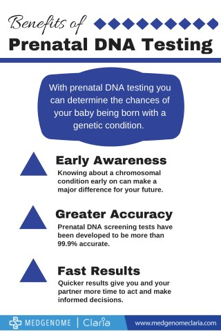 Benefits of Prenatal DNA Testing