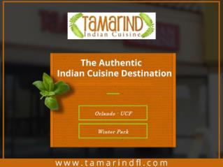 Indian Restaurant in Orlando   Winter Park   Florida