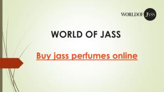 Buy Perfumes Online Shopping Store