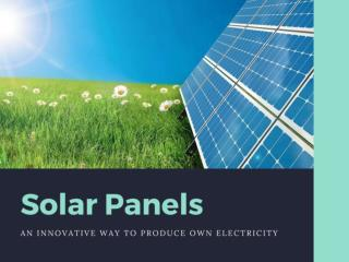 Best Solar PV System Installation Company in UK