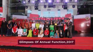 Glimpses Of Annual Function,2017