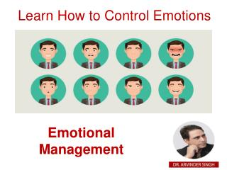 Master Your Emotions And Get Emotional Intelligence by EmotioHeights