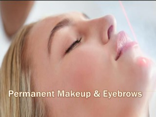 All About Permanent Makeup & Eyebrows