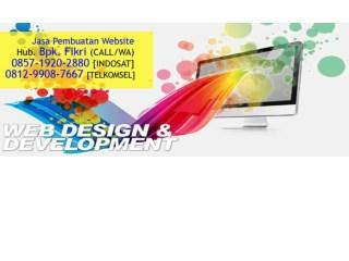 jasa buat website bekasi 0857-1920-2880 (Call/WA)