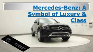 Most Reliable and Durable Mercedes-Benz Latest Models