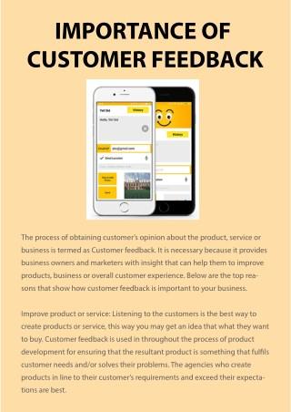 Interested in Employee Feedback App