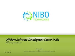 Offshore Software Development Center India - NIBO Technologies