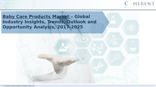 Baby Care Products Market Outlook and Opportunity Analysis, 2017-2025