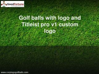 Can custom golf balls with logo help grow your enterprise?