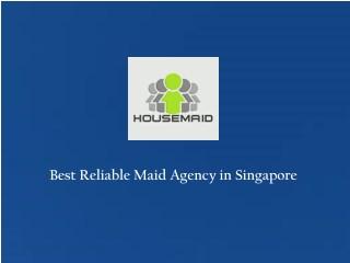 Singapore Maids Agency