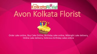 Special days with Avon Kolkata Florist