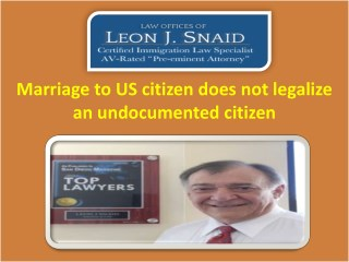 Avail the Marriage to U.S Citizen Green Card with great ease