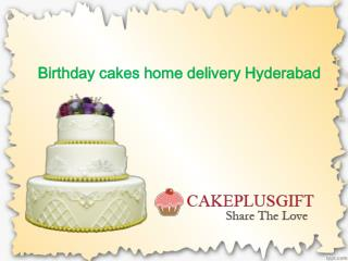 Cake order in Hyderabad | Midnight Online Birthday Cake Delivery Hyderabad – cake plus gift
