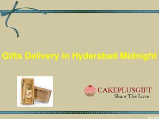 Gifts order online Hyderabad | Gifts Delivery in Hyderabad Midnight – cake plus gift